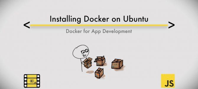 Ubuntu üzerinde Docker Kurulumu